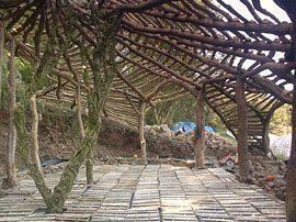houten-frame
