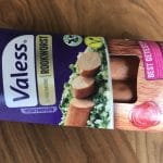 Valess vegetarische rookworst