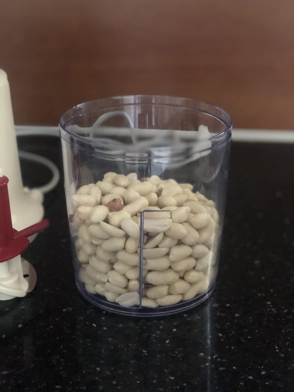 zelf pindakaas maken